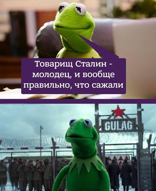 Россияне стали больше любить Сталина - фото 179534