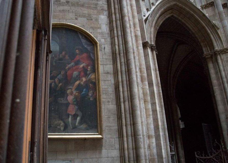 Пожар в Нотр-Даме: как выглядит собор сейчас (ФОТО) - фото 179584