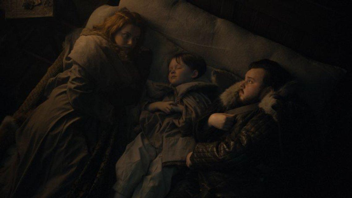 HBO показал кадры из второй серии финального сезона 'Игры престолов' - фото 179708