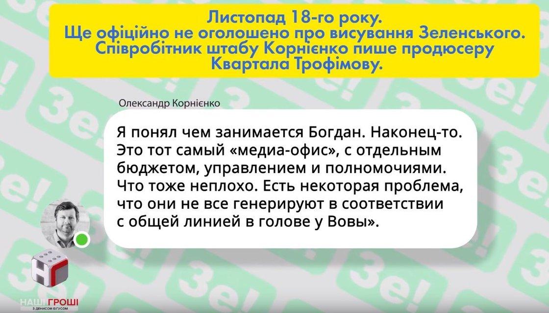 Удаляют сразу же: в сеть слили скандальный выпуск 'Наших грошей' о команде Зе ВИДЕО - фото 179750