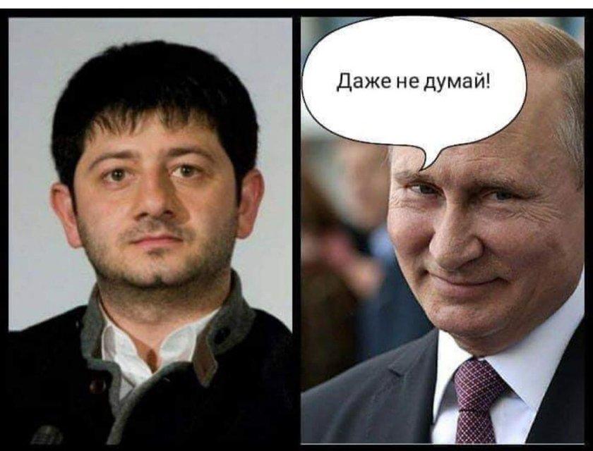 За Зеленским: в РФ послали комика на выборы - фото 180032