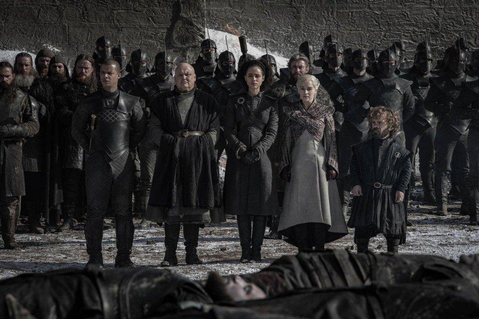 Игра престолов 8 сезон: О чем рассказали новые кадры 4 серии - фото 180468