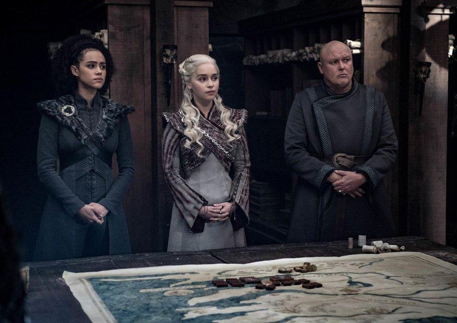 Игра престолов 8 сезон: О чем рассказали новые кадры 4 серии - фото 180469