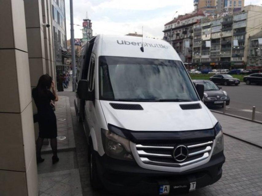 Киевский Uber Shuttle оказался нелегальным автобусом без лицензии - фото 181000