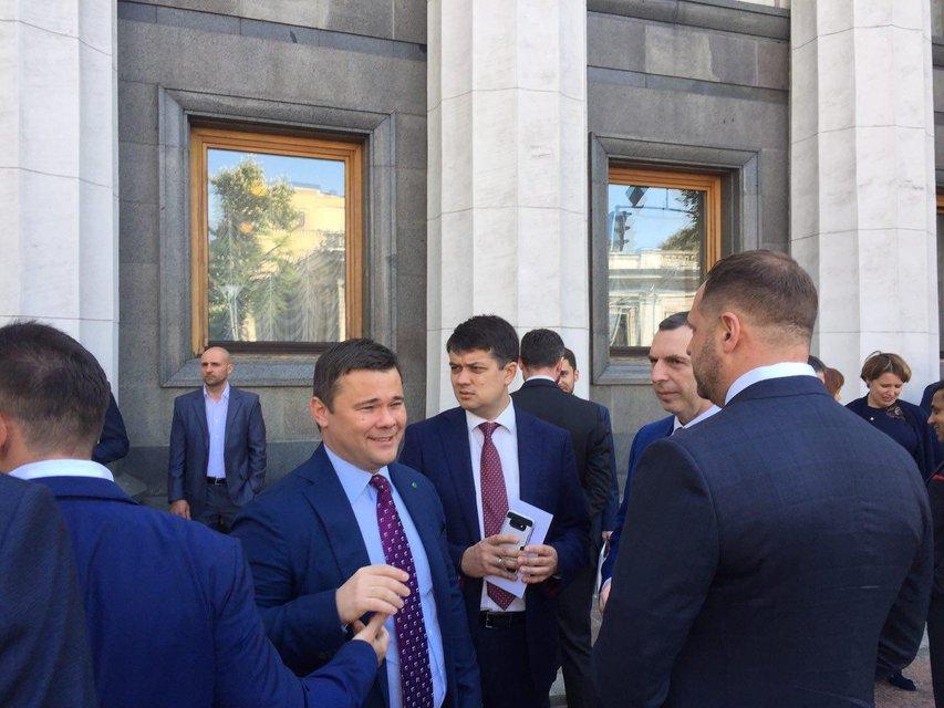 Присяга президента: украинский народ застыл в ожидании  - ФОТО - фото 181233