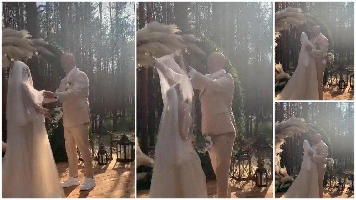Потап пышно гуляет свадьбу с Каменских в ресторане под Киевом (ФОТО) - фото 181525