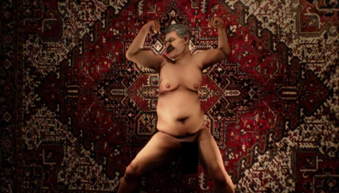 Россия возненавидела 'Секс со Сталиным' - ФОТО 18 + - фото 182173