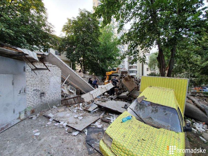 В центре Киева прогремел мощнейший взрыв (ФОТО) - фото 182783