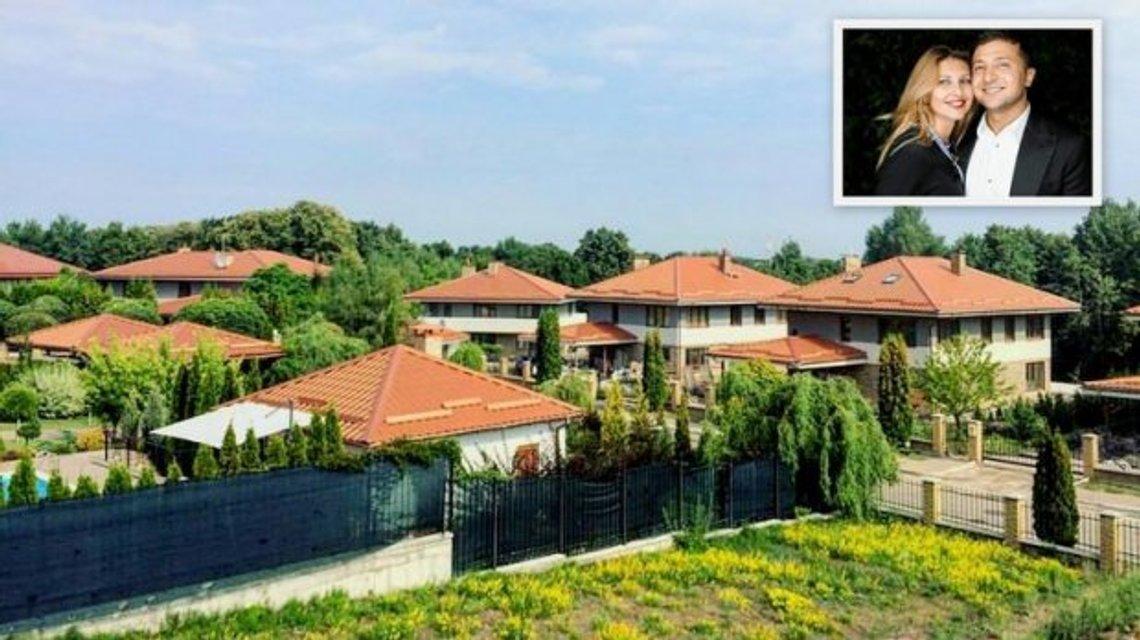Где живет Зеленский: Что известно о домах и квартирах президента - фото 183017