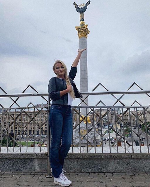 В Украину на съемки пустили фанатку Путина и оккупации Крыма телеведущую из РФ - фото 184411