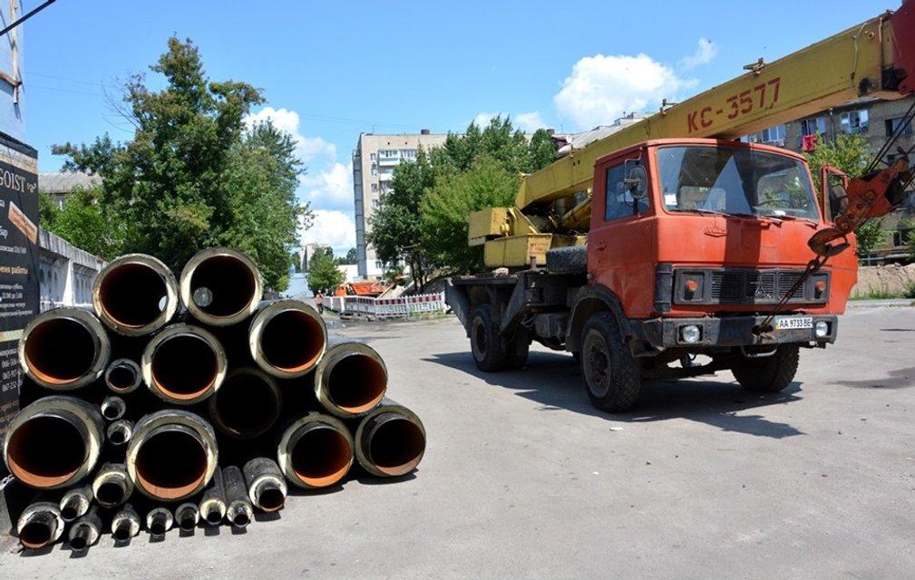 График отключения горячей воды 2019 в Киеве - фото 184704
