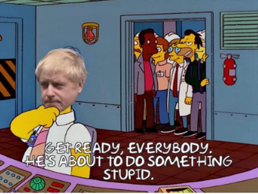 Борис Джонсон - премьер. Сеть разорвало от смеха – ярчайшие МЕМЫ - фото 184820