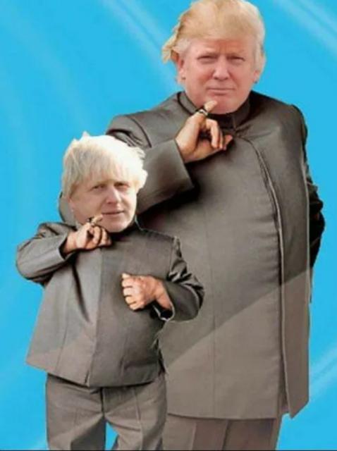 Борис Джонсон - премьер. Сеть разорвало от смеха – ярчайшие МЕМЫ - фото 184821
