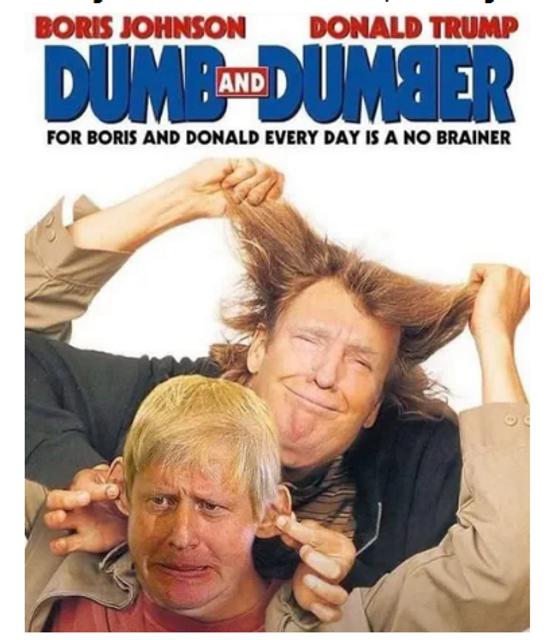 Борис Джонсон - премьер. Сеть разорвало от смеха – ярчайшие МЕМЫ - фото 184824