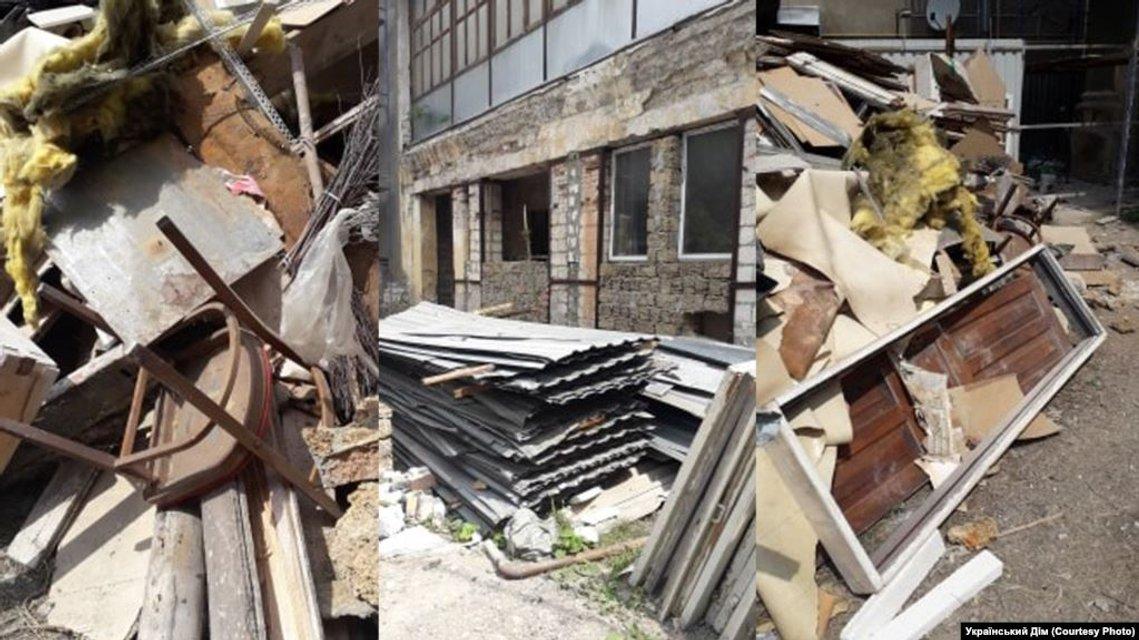 В Крыму разграбили главный храм ПЦУ. Что творится?  - ФОТО - фото 184844