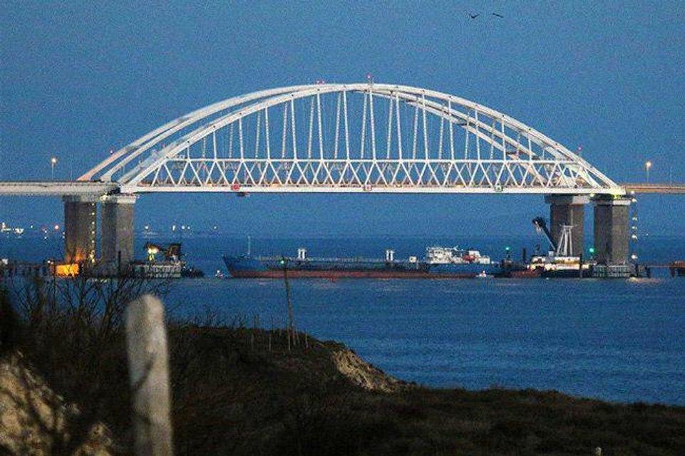 СБУ задержала российский танкер, которым блокировали военные корабли в Керченском проливе - фото 184897