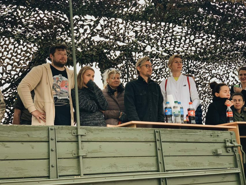 Алан Бадоев поставит 'парад' для Зеленского (ФОТО) - фото 186004