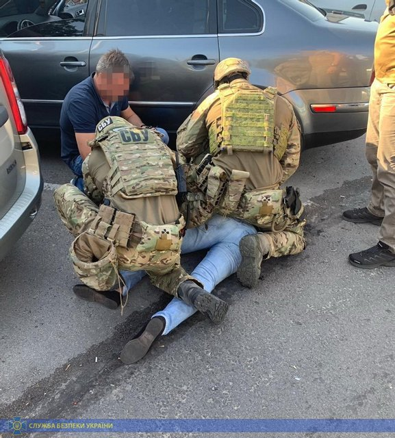По схеме Бабченко: СБУ раскрыла заказ убийства майором полиции (ВИДЕО) - фото 186012