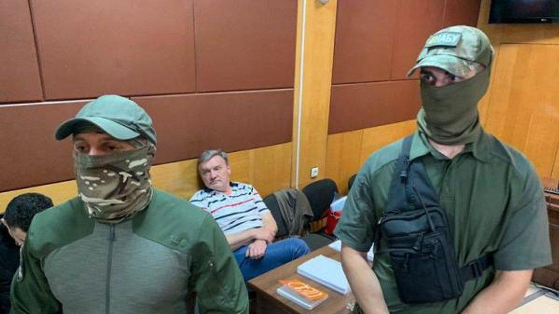 Суд арестовал Грымчака. Но не того - фото 186079