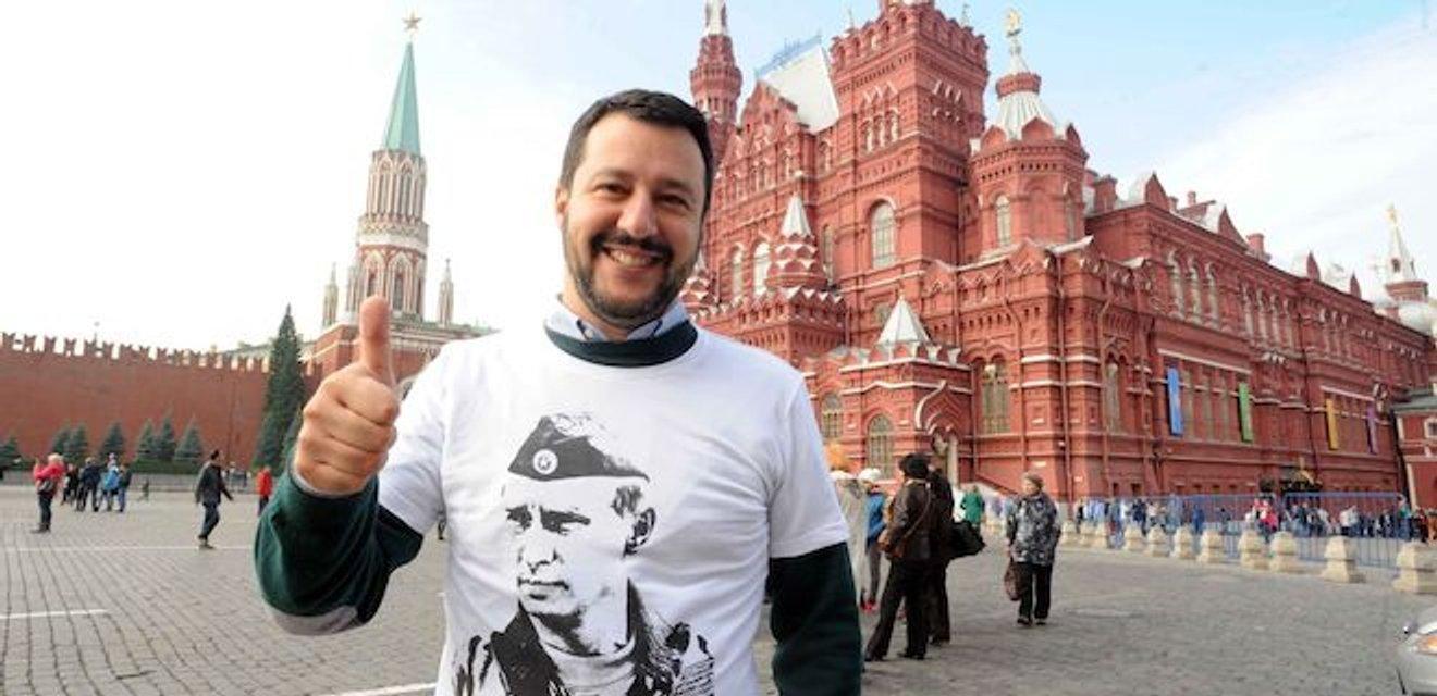Премьер Италии ушел в отставку. Грядет 'друг Путина' - фото 186284