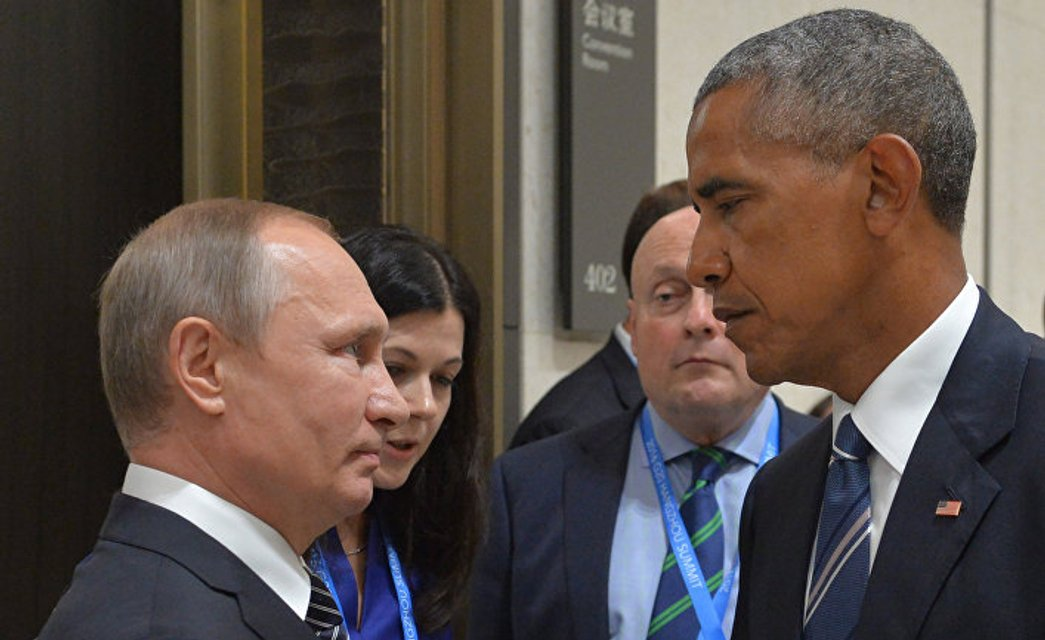 Обама мог спасти Крым – Трамп - фото 186574