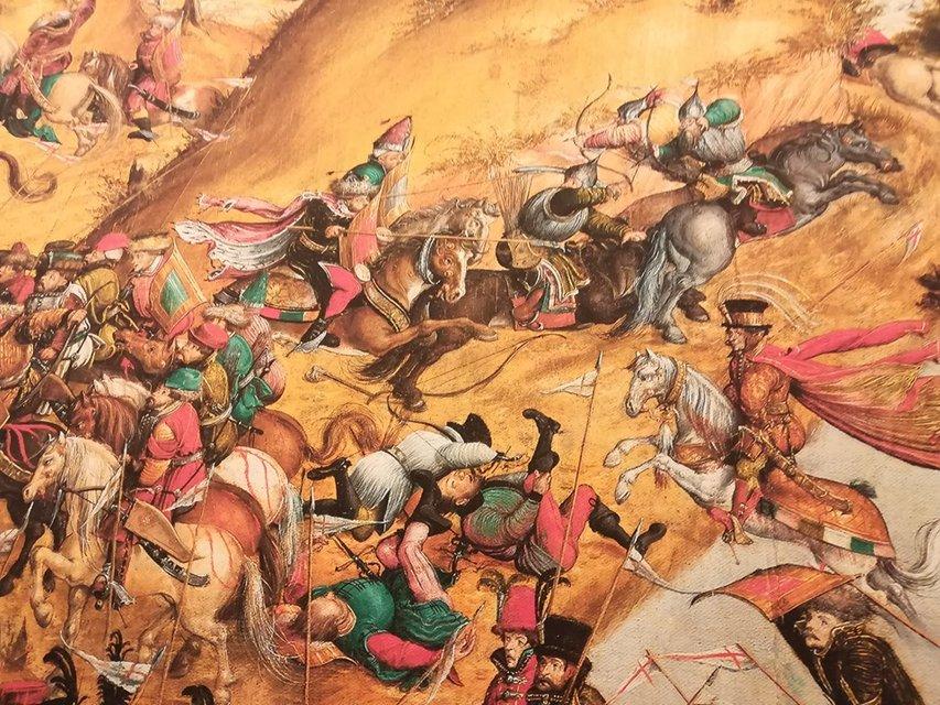 Запад-1514: Битва под Оршей как историческое отражение украинской судьбы - фото 187330