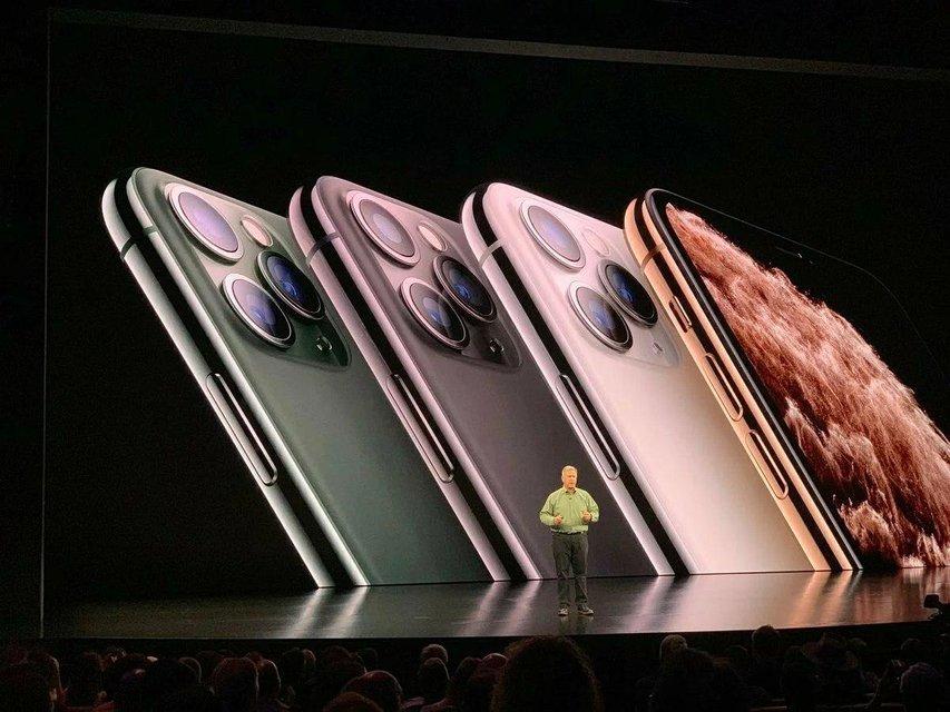Презентация Apple: Новые айфоны, а также другие полезные и не очень штуки - фото 187477