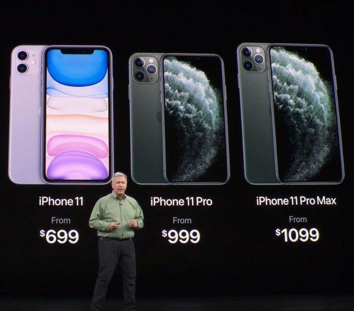 Презентация Apple: Новые айфоны, а также другие полезные и не очень штуки - фото 187478