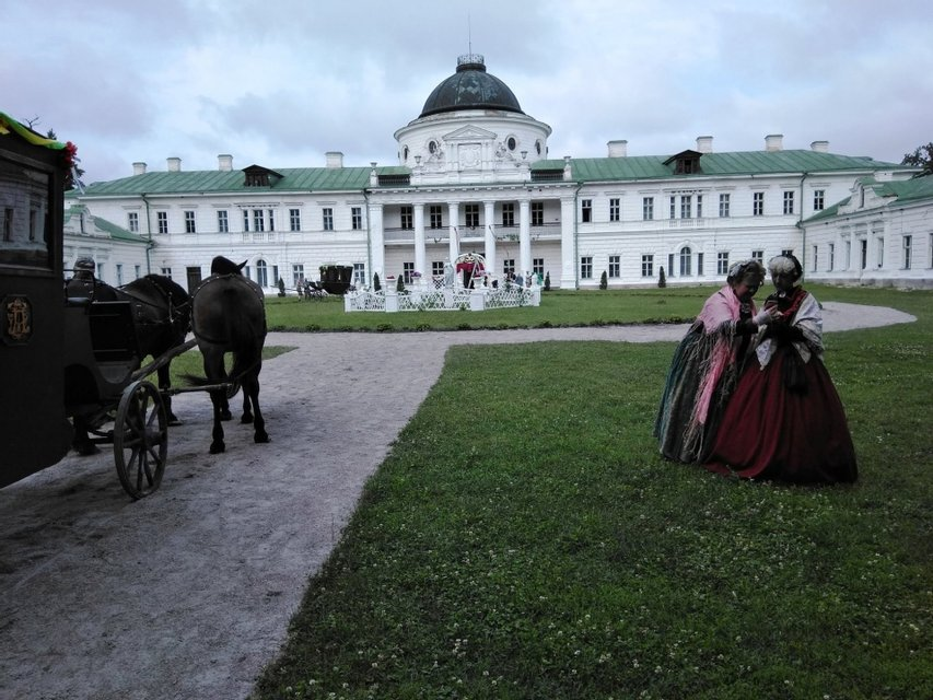 Где снимали Крепостную: занимательная география сериала - фото 187724