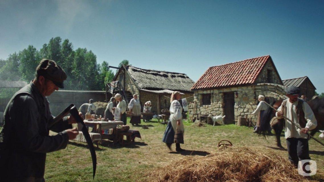Где снимали Крепостную: занимательная география сериала - фото 187726