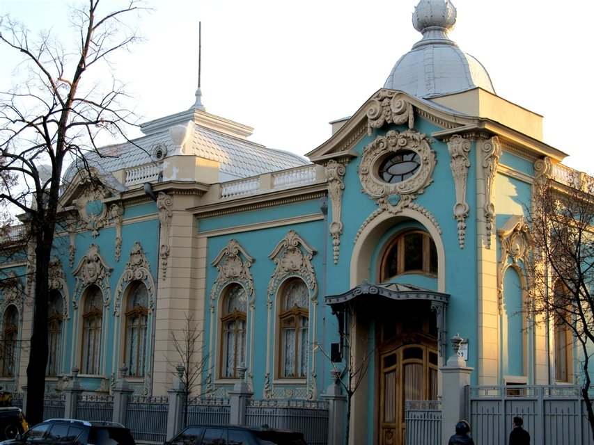 Где снимали Крепостную: занимательная география сериала - фото 187733