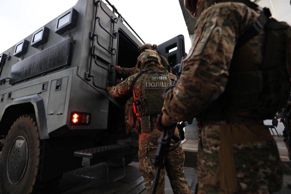 Полиция показала эффектное видео задержание Алексея Белько (ВИДЕО) - фото 188055