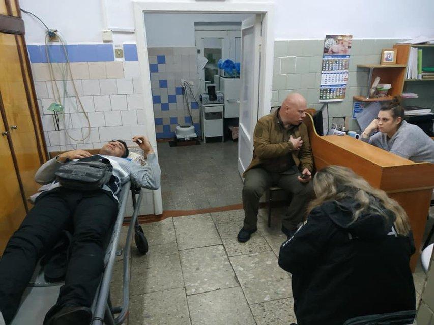 Экс-депутат БПП напился и избил человека – СМИ (ФОТО, ВИДЕО) - фото 188234