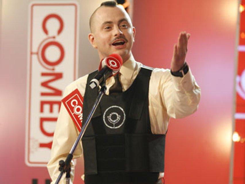 Comedy Club 'проник' в КГГА. Кличко дал добро - фото 188258