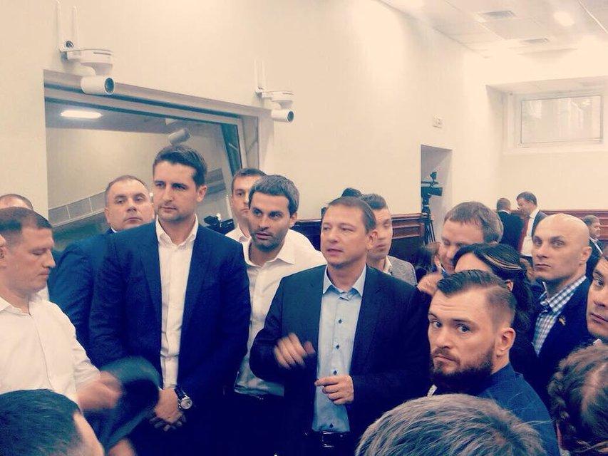 У депутата Киевсовета стырили часы по цене квартиры (ФОТО) - фото 188344