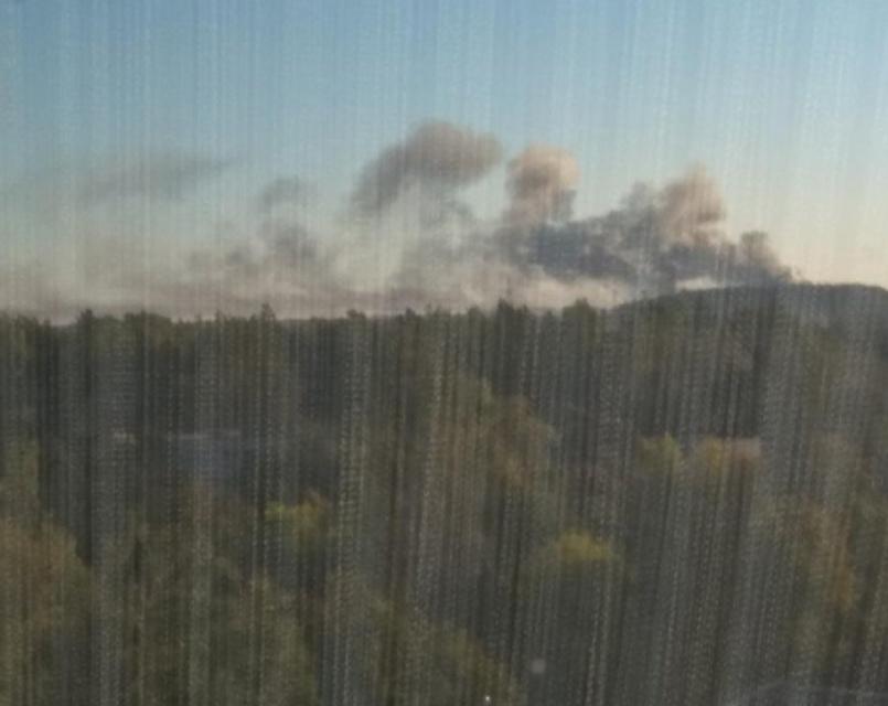 Весь Донецк сотрясают взрывы. Что происходит? – ФОТО, ВИДЕО - фото 188400