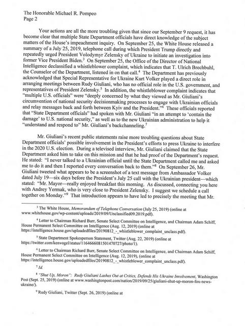 Конгресс проверит отношения США и Украины. Раскрыты детали - фото 188610
