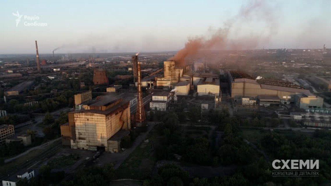 Огромный завод Ахметова остановил работу: подробности - фото 188952
