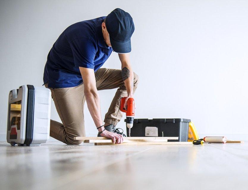 Чи можна взимку робити ремонт у квартирі - фото 189030