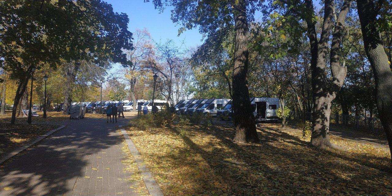 В Киеве ветераны проводят марши-протесты против инициатив Зеленского (ФОТО+ВИДЕО) - фото 189585