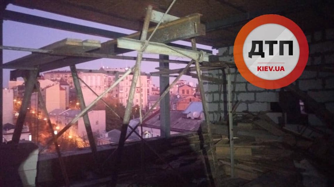 Адвокат-владелец жлобнадстройки на Майдане угрожает взорвать дом (ФОТО) - фото 189745