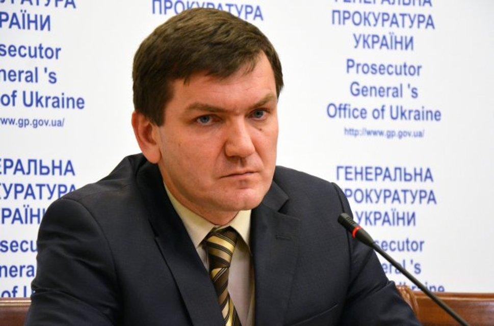 В ГПУ  уволили главследователя по делу Майдана. Но он не хочет уходить - фото 190013