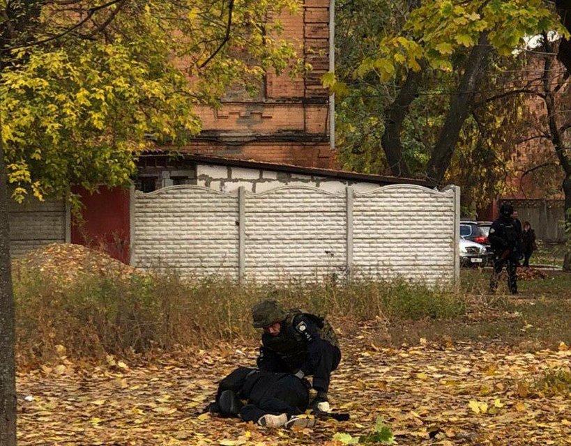 В Харькове криминальный авторитет и друг Жилина устроил бой с киллерами (ФОТО+ВИДЕО 18+) - фото 190156