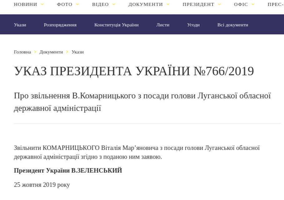 Зеленский назначил нового главу Луганщины. Кто он? - фото 190211