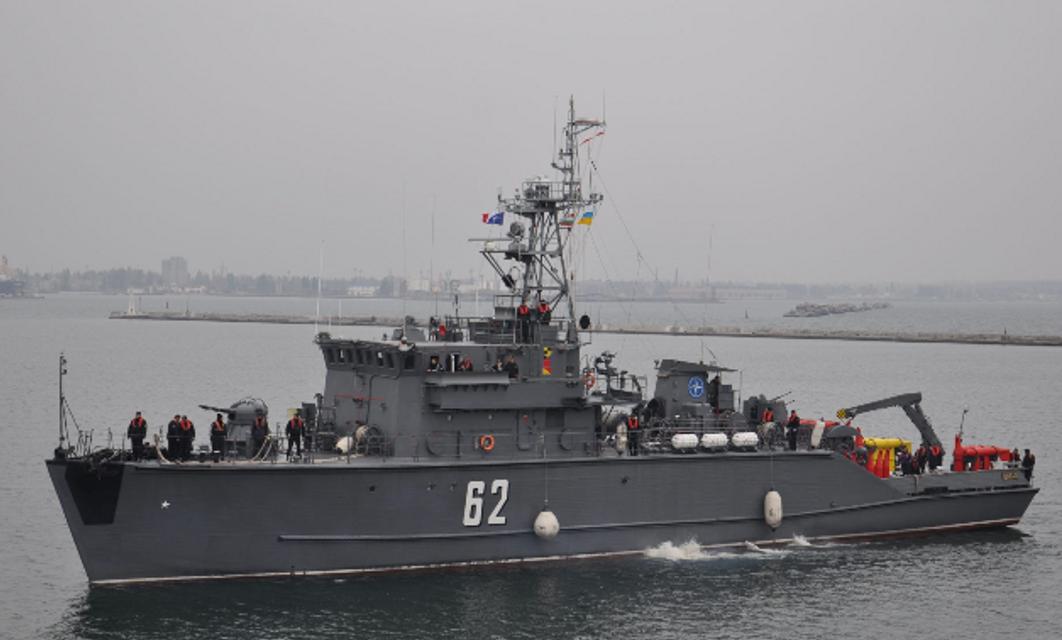 В Одессу вошли корабли НАТО – яркое ВИДЕО - фото 190369