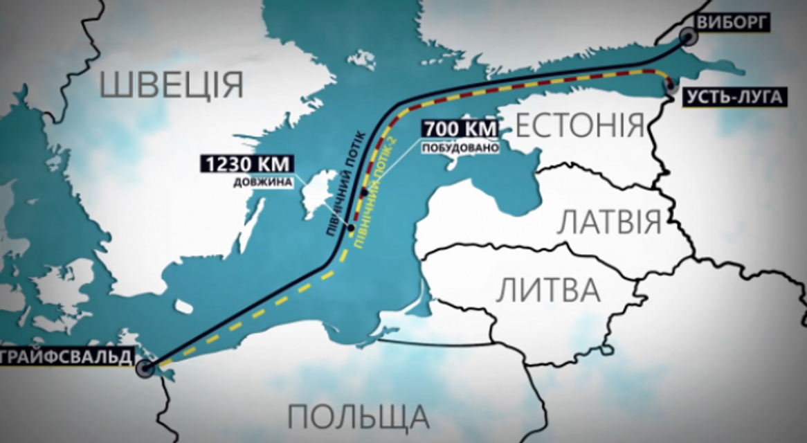 Дания дала 'добро' на Северный поток -2. Что известно? - фото 190421