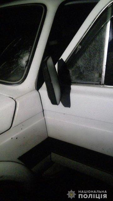 В Харькове обстреляли авто активиста. Что произошло? – ФОТО - фото 190746