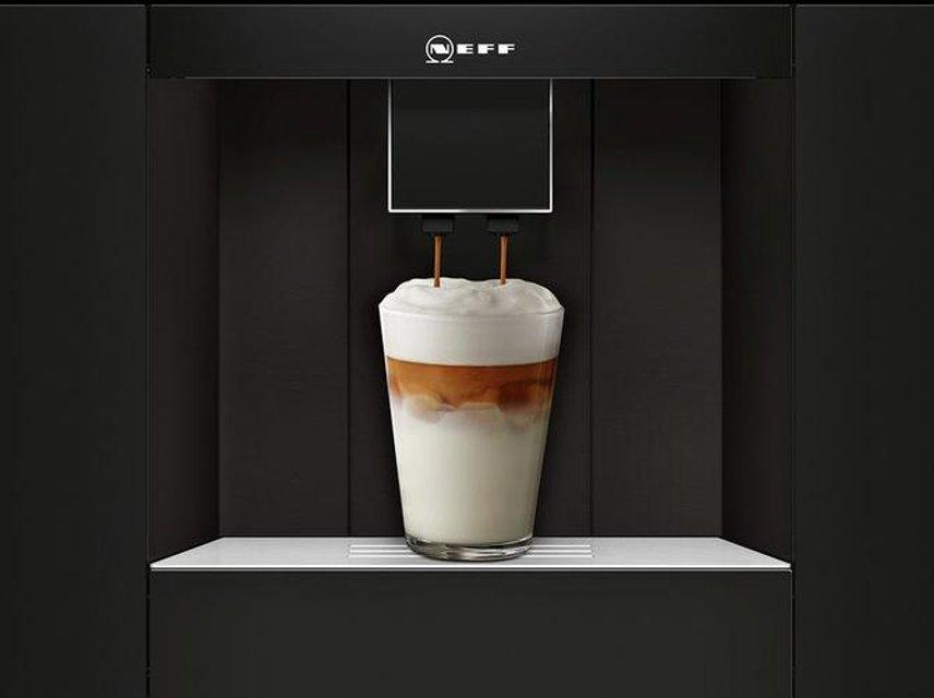 Кофемашины Neff - высокие стандарты качества - фото 190856