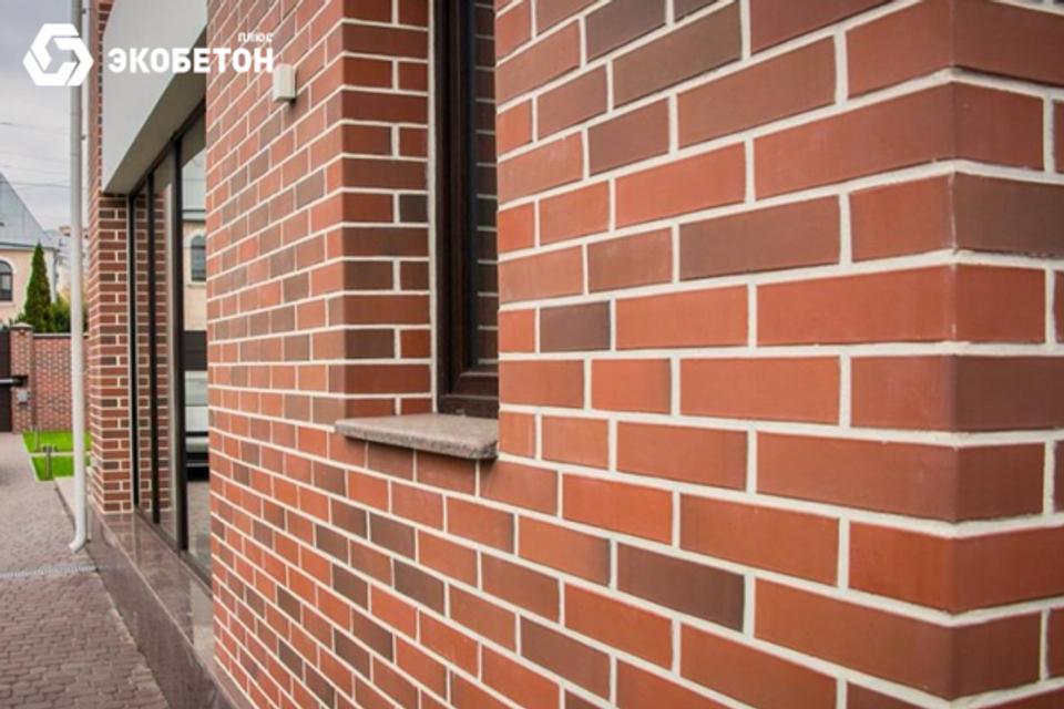 Облицовочный кирпич - надежная защита стен дома - фото 191217