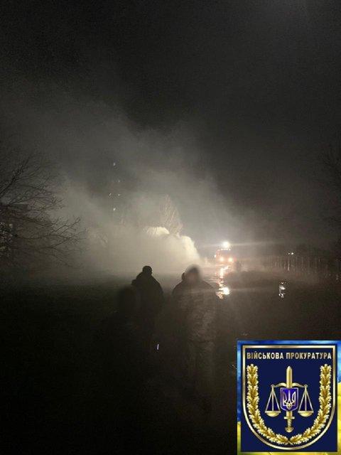 Под Винницей сгорел военный склад. Что произошло?  - ФОТО - фото 191286